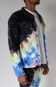 Northern Lights Denim Jacket
