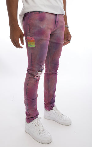 Jelly Bean Denim