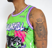 TRIPPY JERSEY (GREEN/PURPLE)
