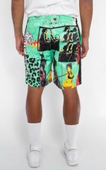 HYBRID CABANA SHORTS (SPEARMINT)