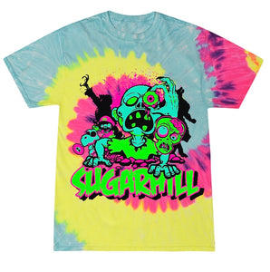 LIVING DEAD NEON TWIST T-SHIRT