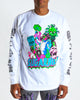 MAD SCIENTIST CREWNECK (WHITE)