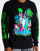 MAD SCIENTIST CREWNECK (BLACK)