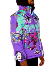 SYRUP PSYCHO PUFFER JACKET