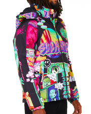 BLACK LUCID DREAMS PUFFER