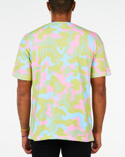 FOREST CAMO TEE