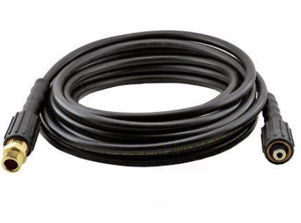 1-4-x-50-3200-psi-22mm-14-x-22mm-14-pressure-washer-hose-with-coupler