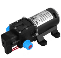 12v-dc-100w-8l-min-160psi-high-pressure-diaphragm-self-priming-water-pump