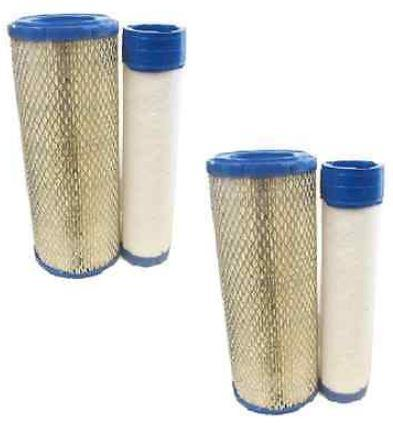 2-air-filter-set-for-exmark-ferris-gravely-john-deere-hustler-grasshopper