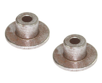 2-genuine-husqvarna-front-axle-bushings-532194737-craftsman-194737