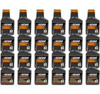 24-pack-echo-oil-2-6-oz-bottles-2-cycle-mix-for-1-gallon-power-blend-6450001g