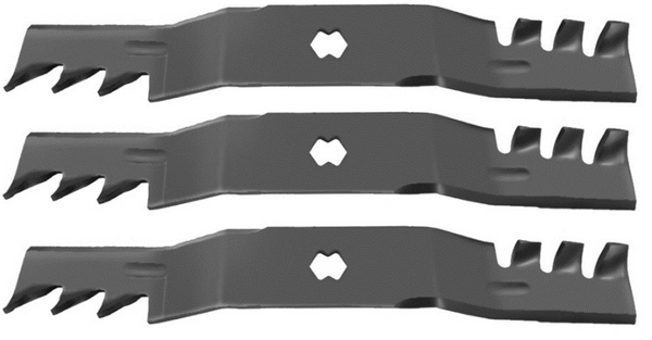 3-genuine-oregon-mulching-blades-for-cub-cadet-mowers-i1050-rzt50-lt1050