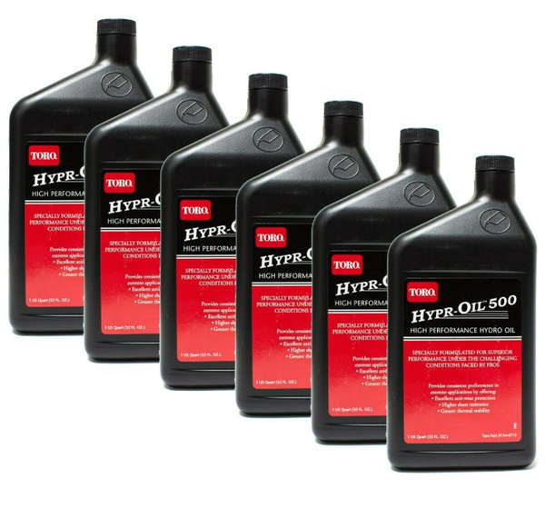 6-toro-hypr-oil-500-114-4713-hydro-oil-1-quart-zero-turn-lawn-mowers