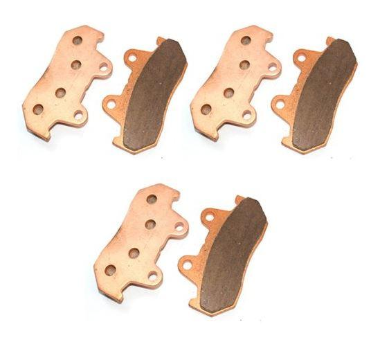 brake-pads-honda-gl1100-gl1100i-goldwing-interstate-front-rear-1983