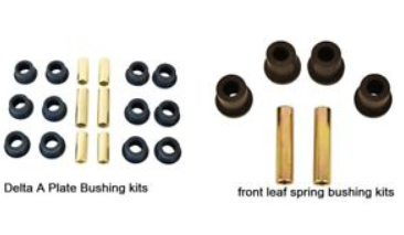 club-car-ds-bushing-kits-for-front-lower-spring-front-upper-a-arm-suspension