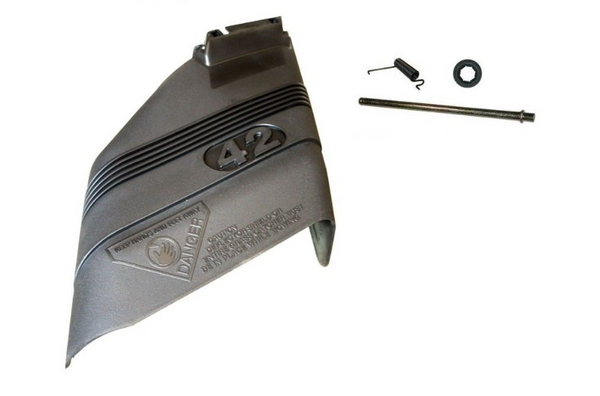 craftsman-42-mower-deck-deflector-shield-130968-with-mounting-hardware