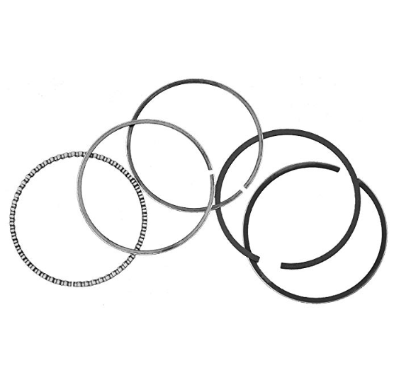 EZGO Gas 4-Cycle 295cc Robins Engine Piston Ring Set Standard Bore
