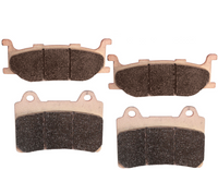 Front Rear Brake Pads Yamaha XVZ1300 Royal Star Venture 1999-2009