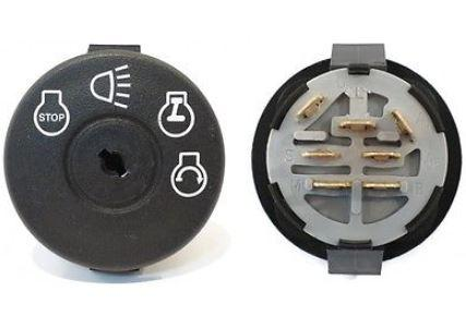 ignition-key-switch-for-ayp-sears-craftsman-roper-163968-lawn-mower-tractor