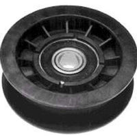 lawn-tractor-flat-idler-pulley-for-murray-part-91179-composite