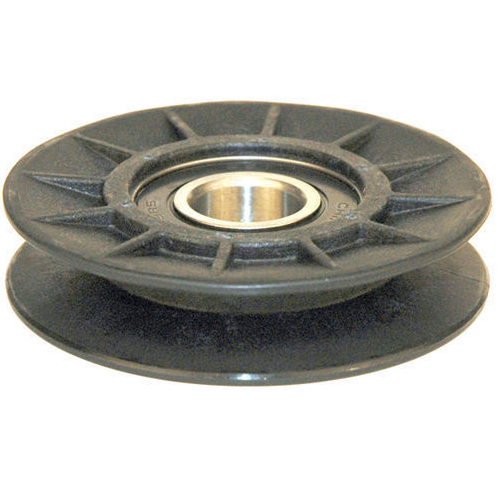 Walk Behind Mower V Idler Pulley Replaces AYP VIP2000-2.112, 166042