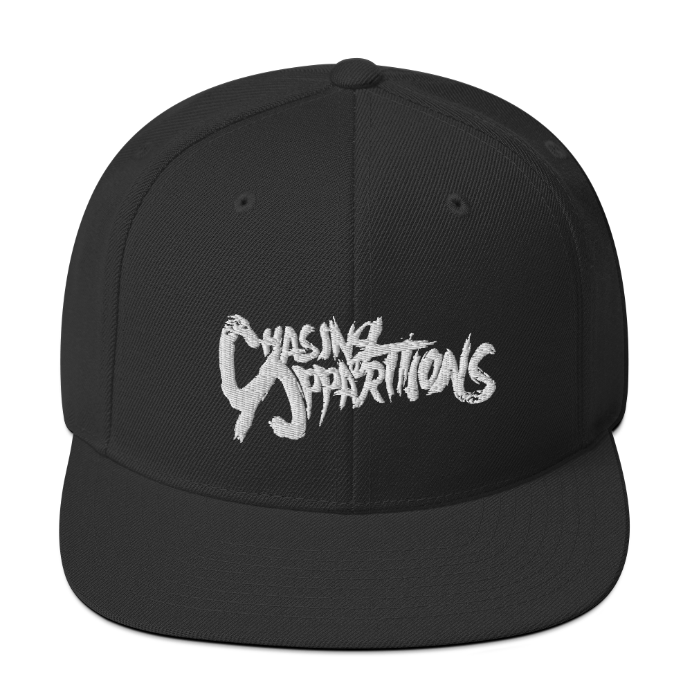 """Chasing Apparitions"" - Snapback Hat"