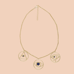 SHAI SILHOUETTE NECKLACE