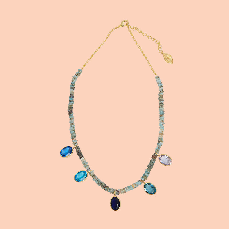 PSAROU NECKLACE