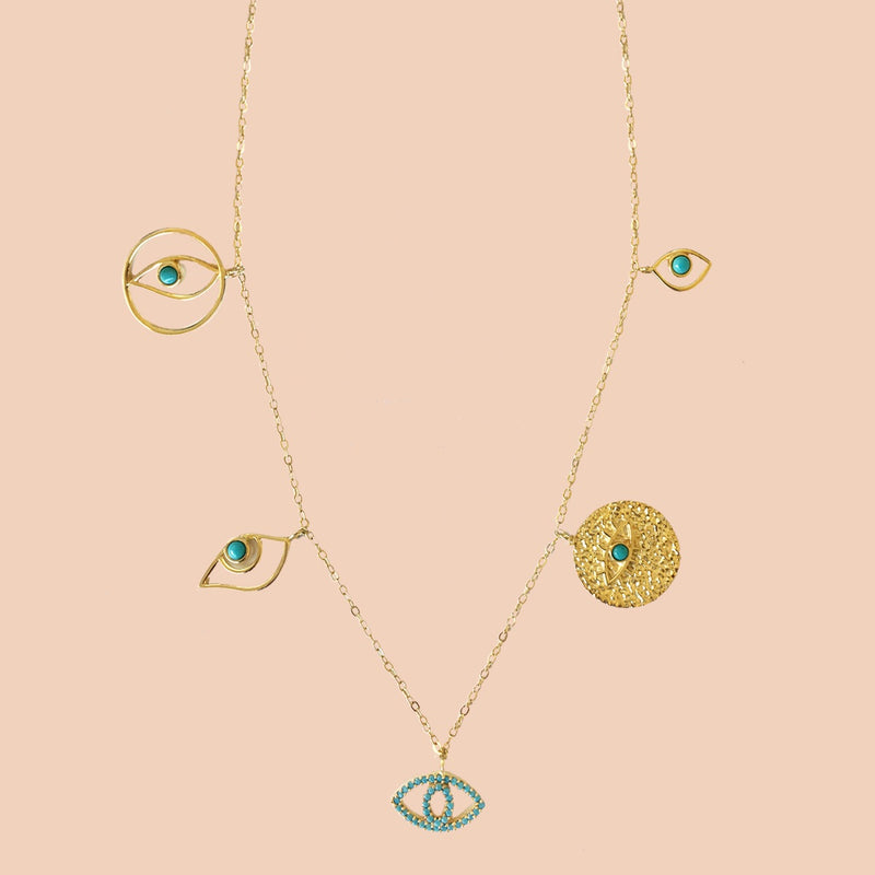 ALL SEEING NECKLACE