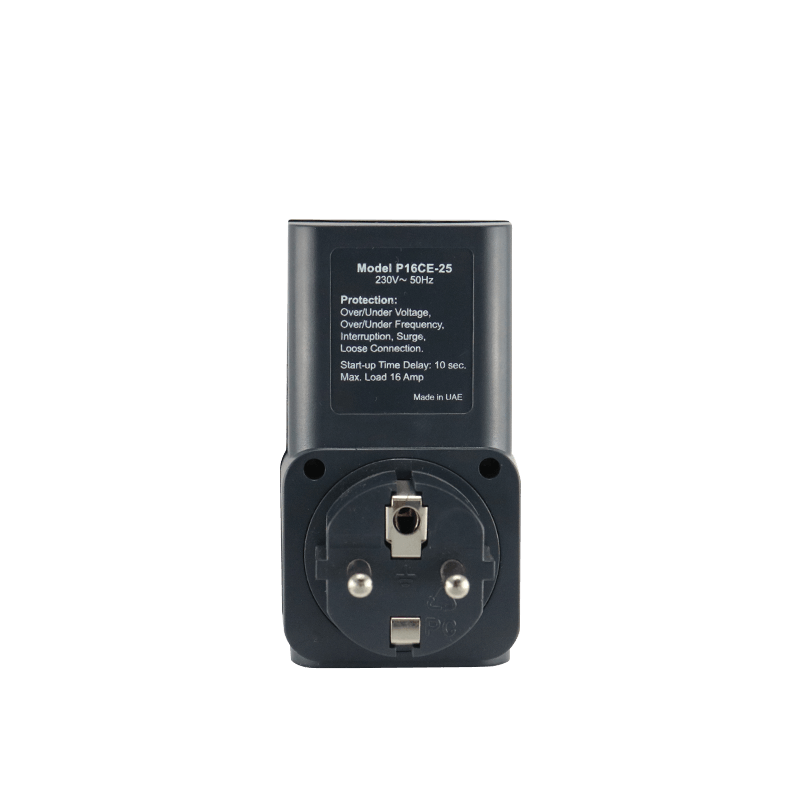 16 Amp Electronics Protection E-Type Adapter