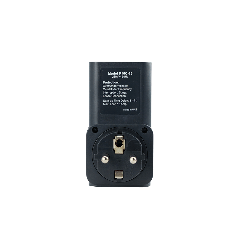 16 Amp Electrical Protection E-Type Adapter