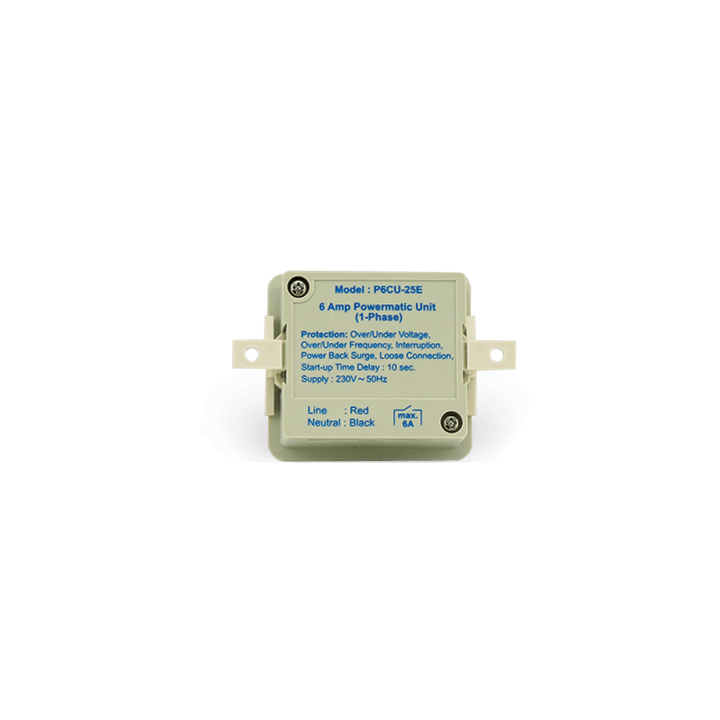 6 Amp Electrical Protection OEM Unit