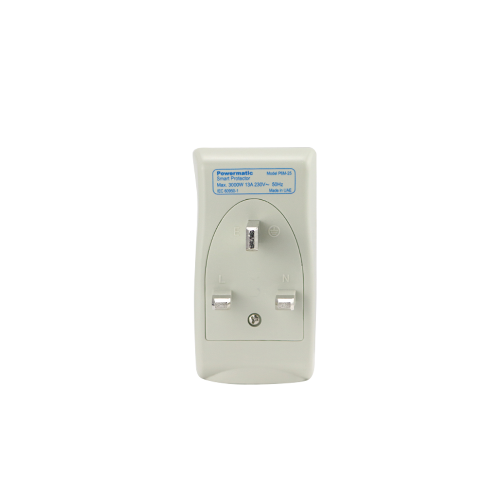 6 Amp Electrical Protection Universal Mini Adapter