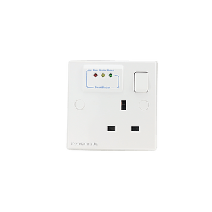 13 Amp Electrical Protection UK-Type Socket