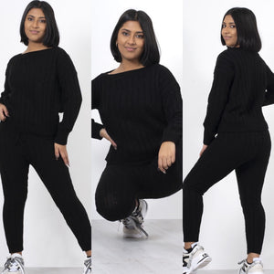 Sweater Set(4 colors available)