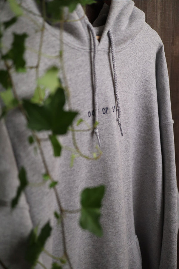 Out of Space Hoodie - Heather Grey