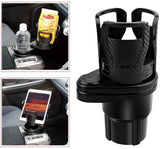 Everything Holder - Transforming Car Space Organizer - Car cup holder