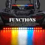"RX Series 36"" G7 Offroad Rear Chase LED Light Bar - Rear Chase LED Light Bar"