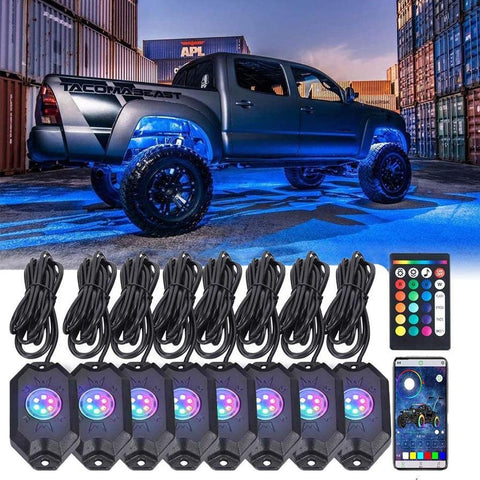 X-Rock Glow - Rock Lights For Trucks - Rock Lights For Trucks