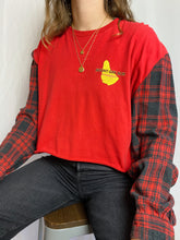 Load image into Gallery viewer, Rum Flannel T-shirt