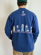 Load image into Gallery viewer, Lighthouse Cardigan Sweatshirt