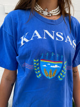Load image into Gallery viewer, Vintage Kansas Cloud Tee