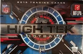 2/13 - 10PM EST ~ 12 BOX CASE BREAK ~ 2015 TOPPS HIGH TEK FOOTBALL RANDOM.ORG BREAK ~ EACH SPOT PURCHASED BUYS 1 TEAM