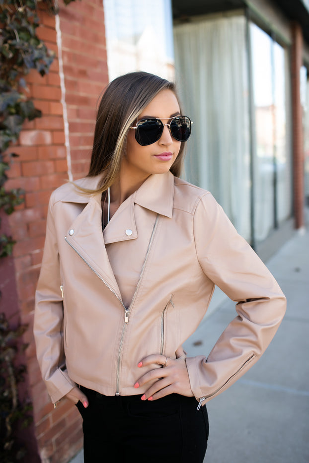 Time To Blush Jacket