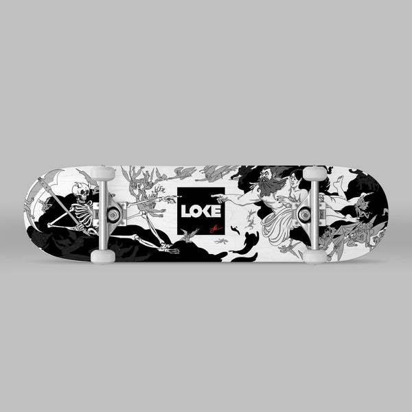 Loke Trevor Williams Deck