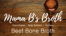 Load image into Gallery viewer, 100% Grass-Fed Beef Bone Broth - 14 fl oz