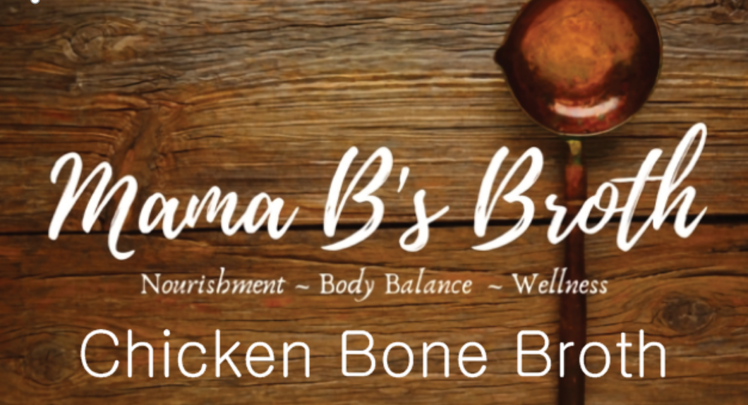 Chicken Bone Broth - 14 fl oz