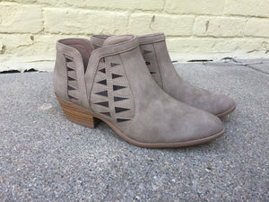 Chance Cutout Bootie