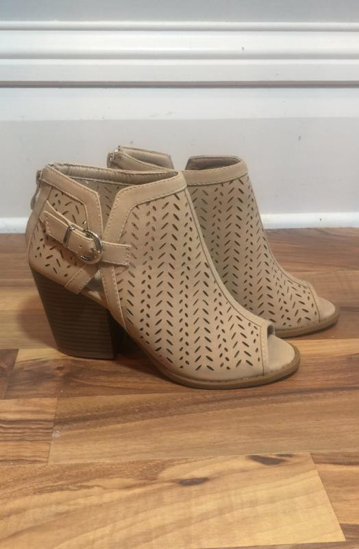 Emmie Ankle Bootie