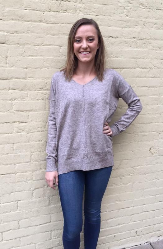 Piper Sweater Tunic Top {Multiple Colors}